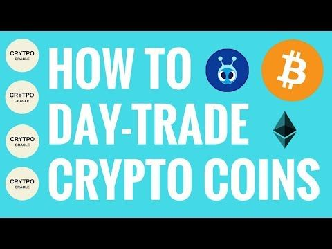 First steps in crypto currency trading