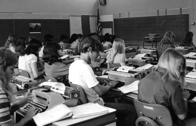 take a typing class