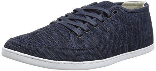 Losium SH Slub/SDE NVY, Baskets Homme, Bleu (Blau NVY), 40 EUBoxfresh