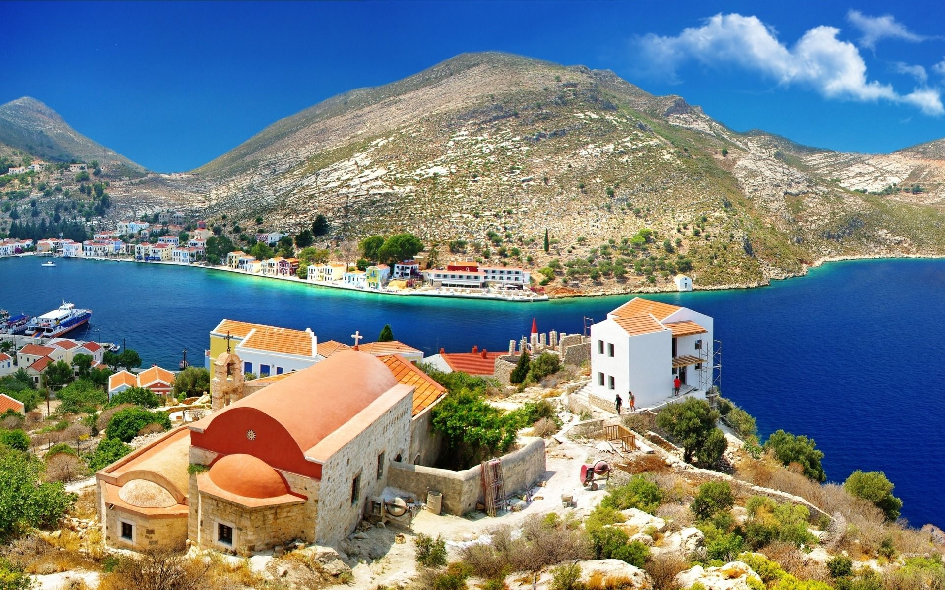 greece nisyros island wallpaper - photo #46