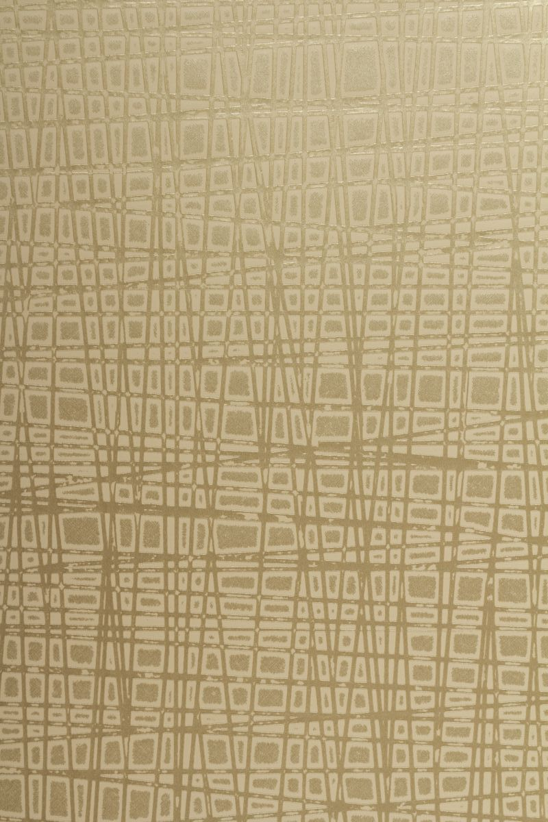 Marisol is a textured vinyl wallcovering pattern with a mid century ...