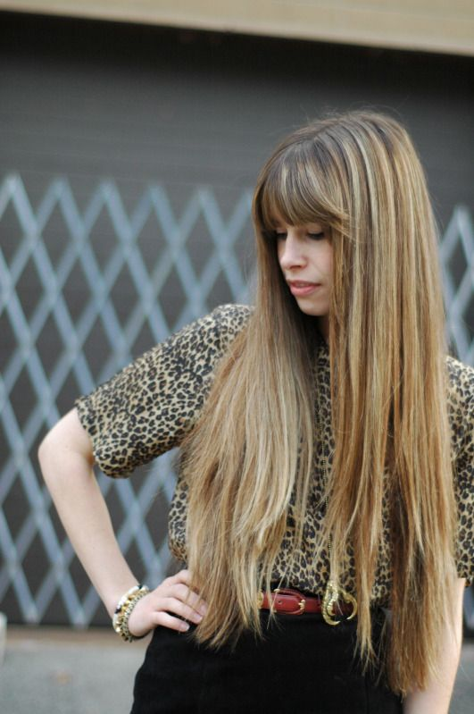 33+ Long straight hair with bangs ideas in 2021