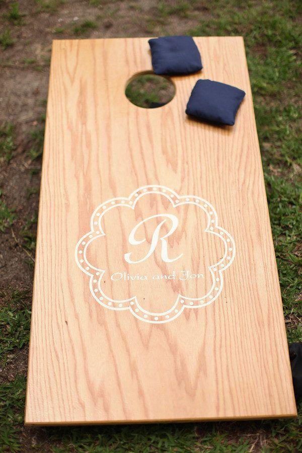 definitely into custom cornhole boards!