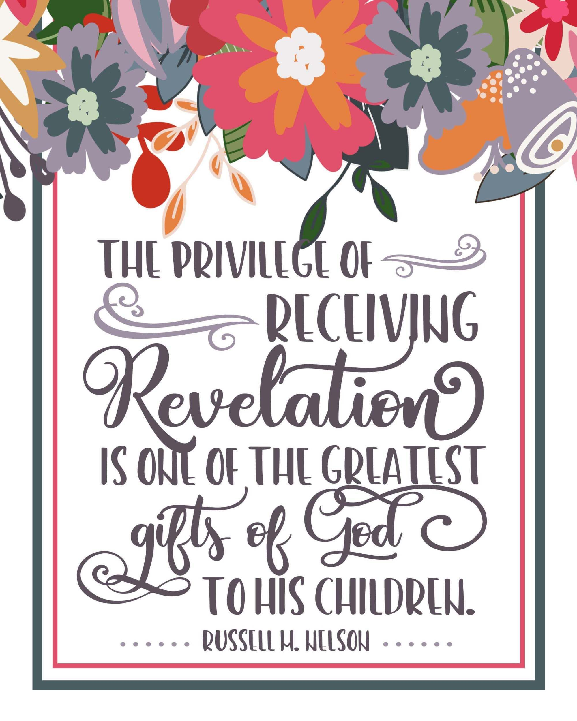 April 2018 LDS General Conference Free Quote Printables | Quotes ...