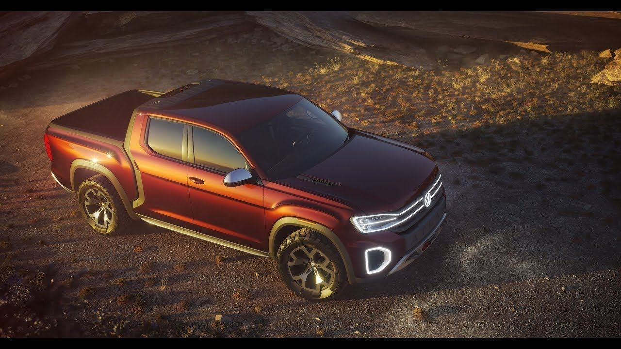 New Volkswagen Amarok 2020 Picture Cars Review 2019