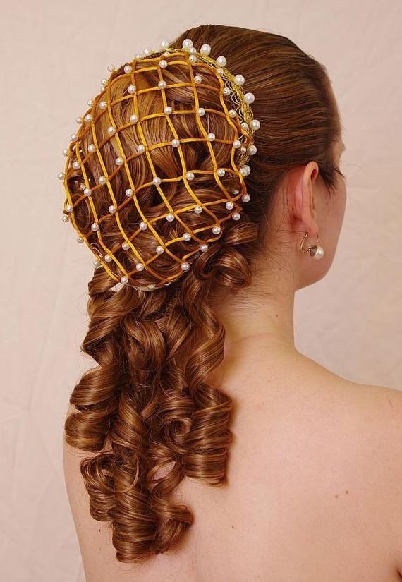 Photo of Sophia – elegante Renaissance romantische riesige Ringel Haarteil (auch geeignet für Hochzeit, Lolita, viktorianischen oder Bürgerkrieg Kostüme)