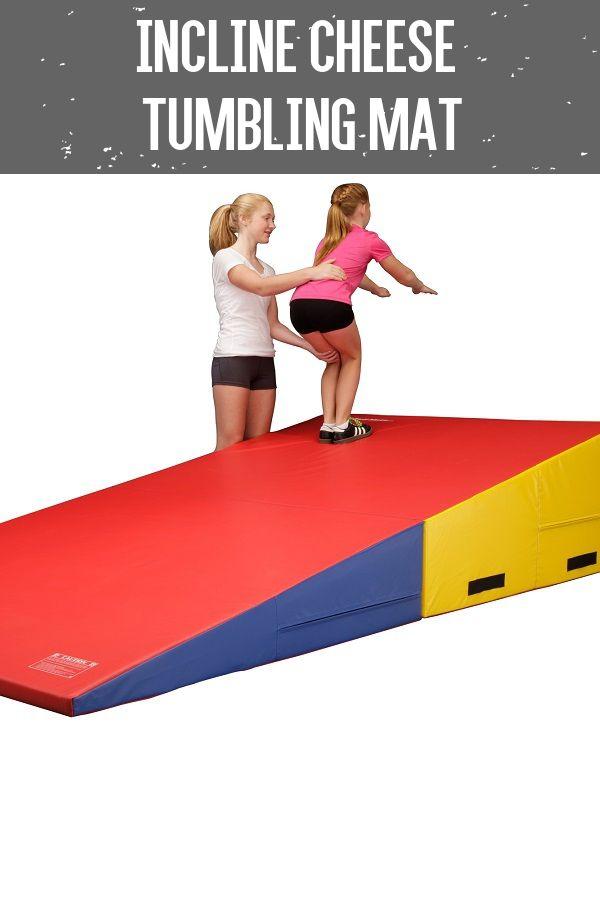 Incline Cheese Tumbling Mat From Findmats Com Tumble Mats Gymnastics Tumbling