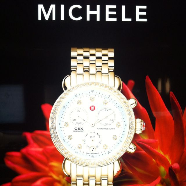 A Great Selection Of Michele Watches At Bove S Of Kennett Square