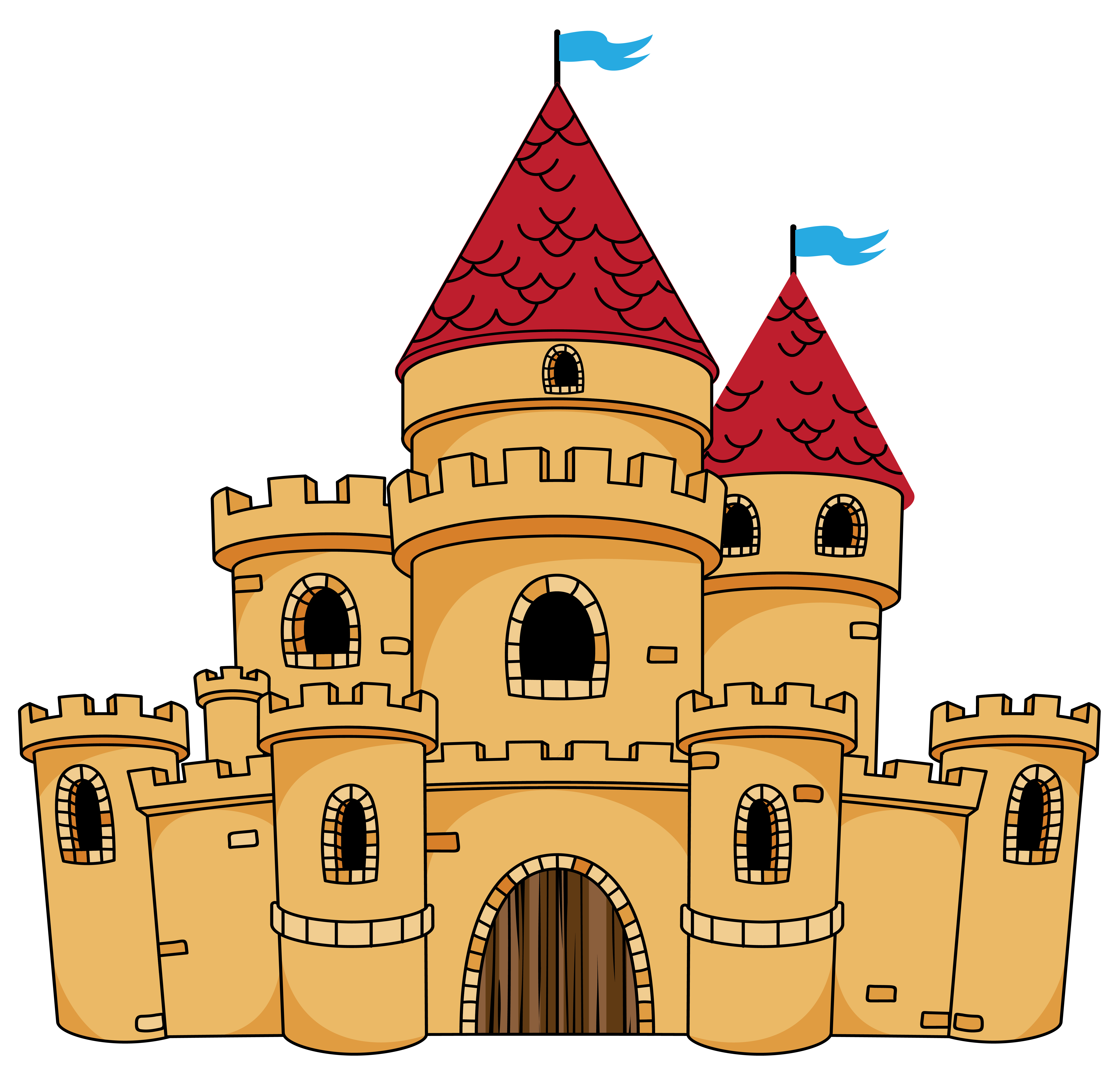 Old Castle PNG Clipart Picture | Projects to Try | Pinterest