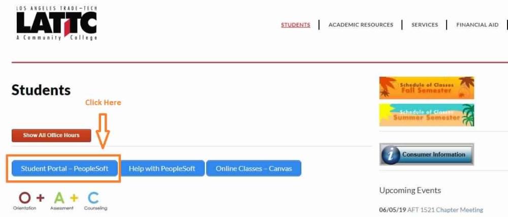Lattc Student Login At College Lattc Edu Student Lattc Student Login Are You Looking For An Article In Which You Can Fin In 2020 Student Login Student Student Portal