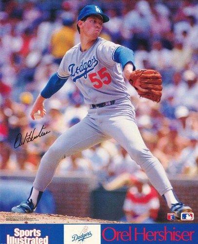 Orel Hershiser Dodgers La Dodgers Orel Hershiser