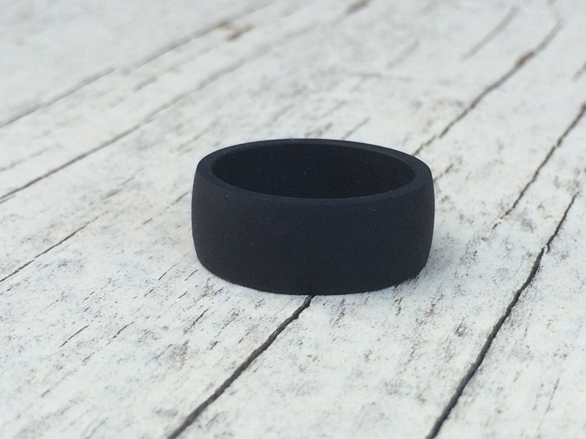 Silicone rings are safe comfortable and unobtrusive Regardless of