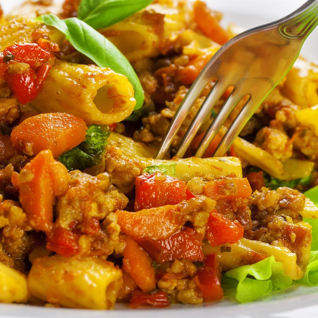 Veggie, Beef and Pasta Bake | Turkey pasta, Pasta, Recipes