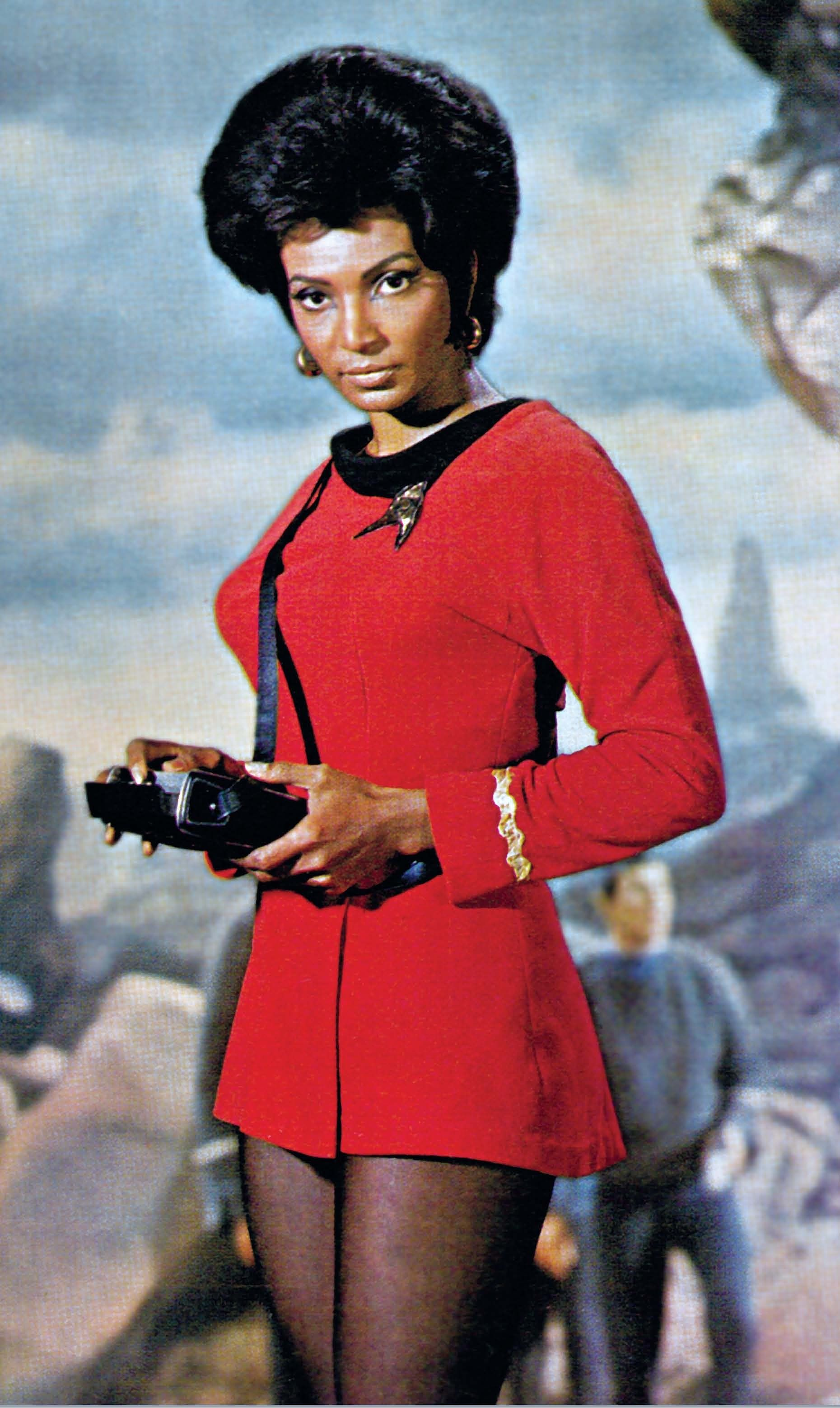 A history of Star Trek fashion in pictures Nichelle