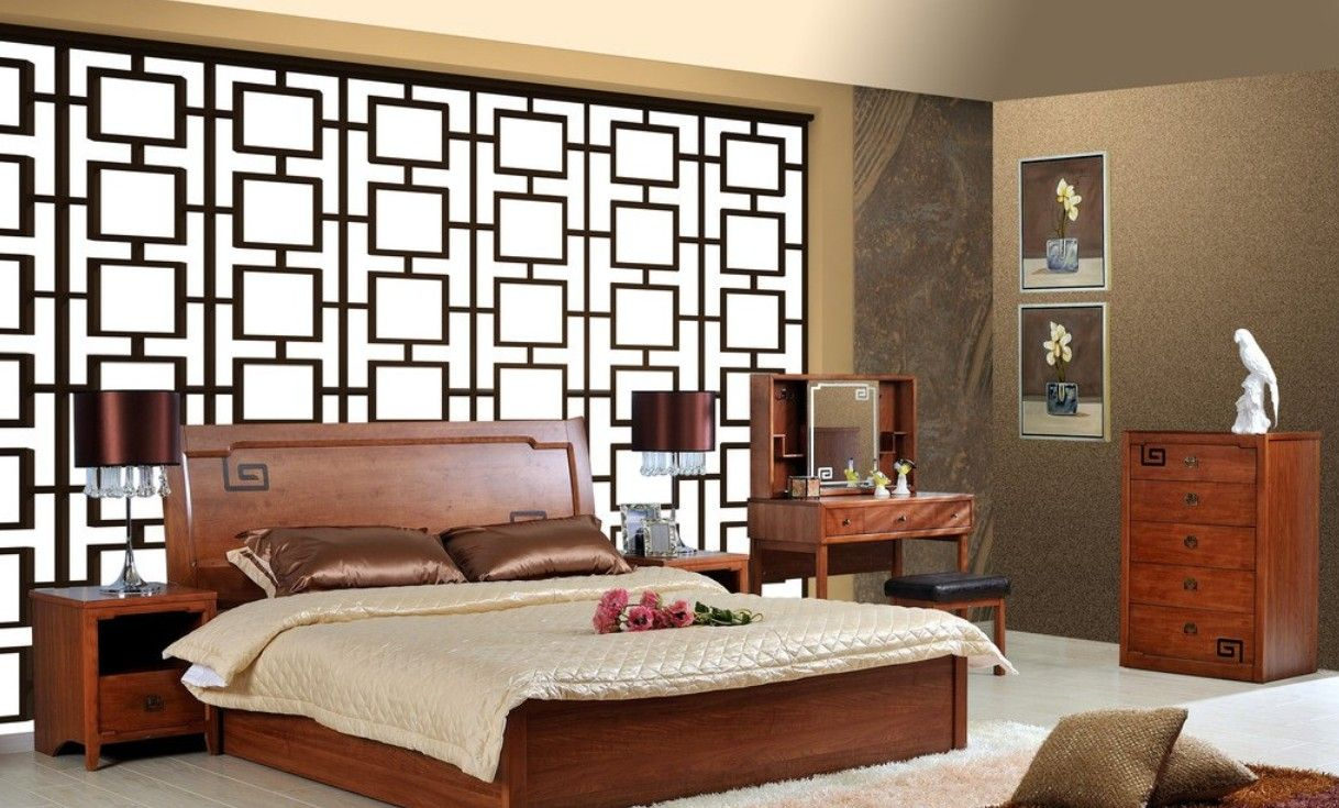 Pin by Lisa The Eclectic Gal on Asian Inspired Bed, Bath ...