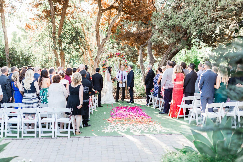 San Diego Botanic Garden Wedding in Encinitas | San diego ...