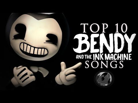 a03d035943d How to Make Bendy And The Ink Machine Not Scary - YouTube