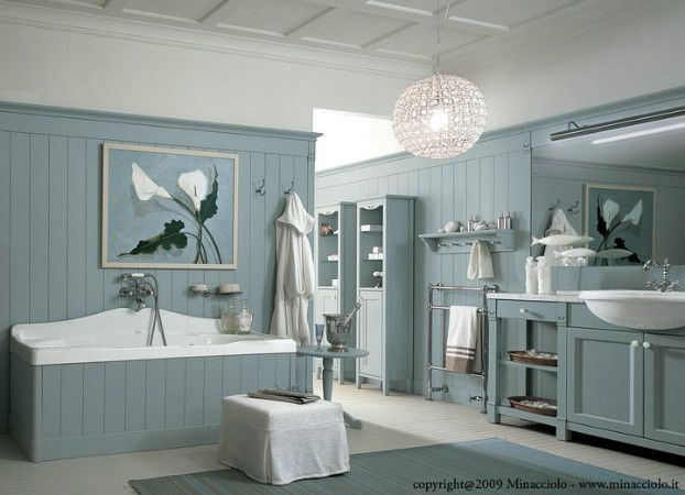 Bathroom Ideas: The English Mood Collection | Tolle ...