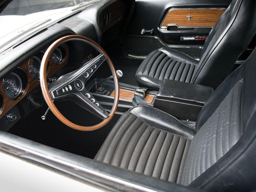 1969 Ford Mustang Boss 429 Interior Ford Mustang Boss Mustang