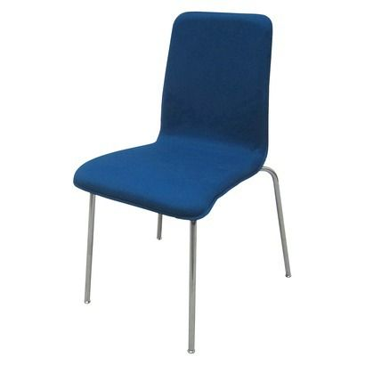 Blue Chair For Writing Table