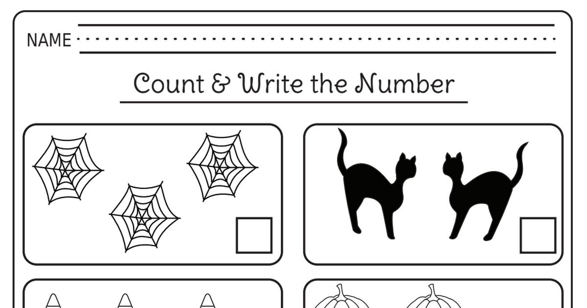 halloween kindergarten worksheets 1.pdf Arbeitsblätter