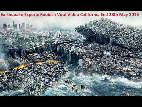 earthquake experts rubbish viral video that claims a 9 8 tremor will hit