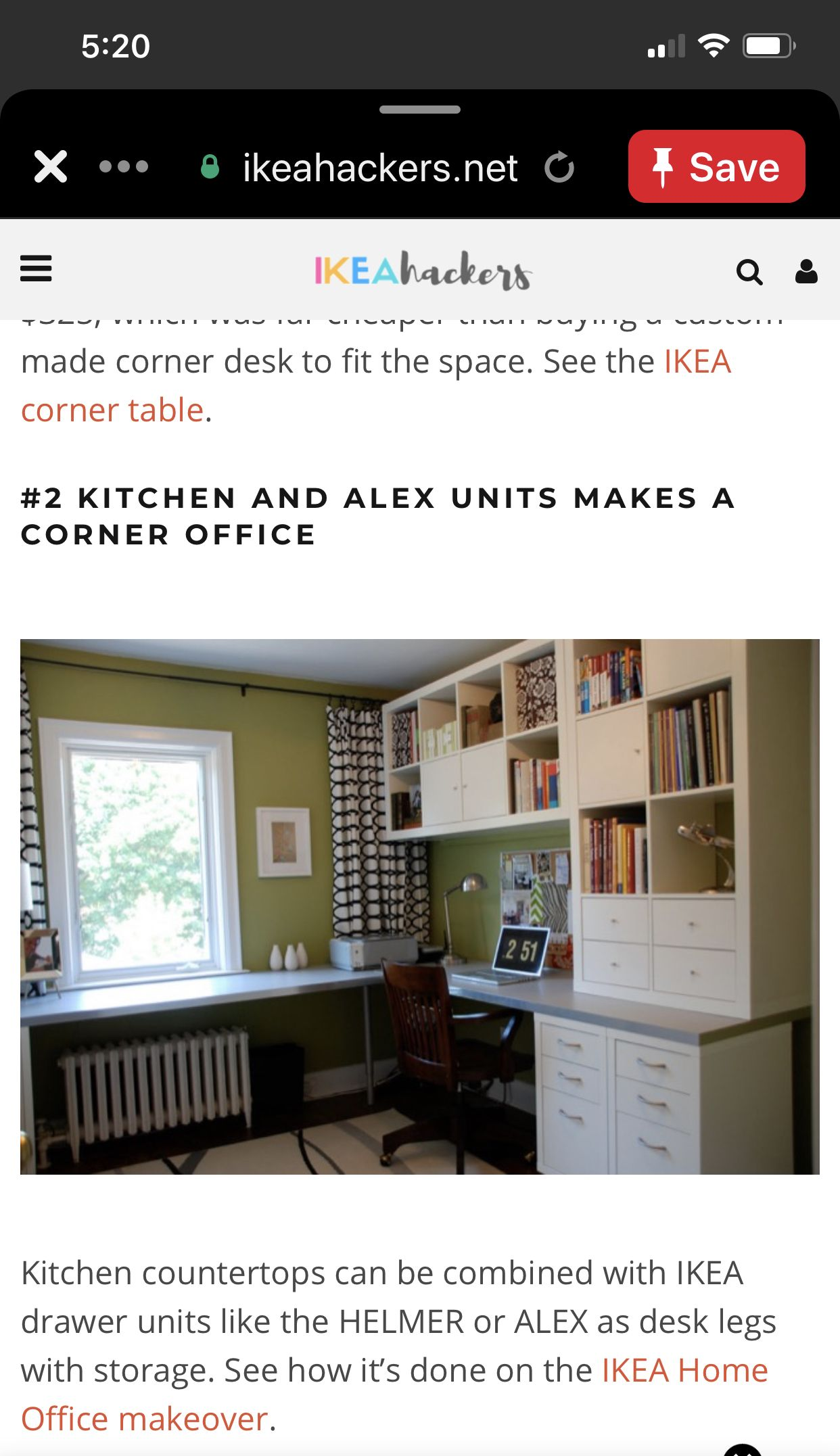Pin by Caroline Grove on Home Office in 2020 Drawer unit