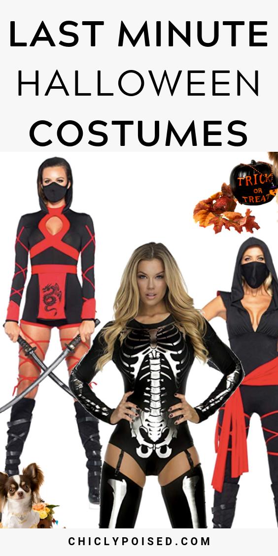 Hottest College Halloween Costumes for Halloween Parties