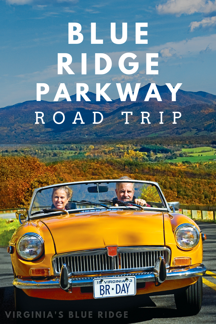 Blue Ridge Parkway Road Trip Ideas