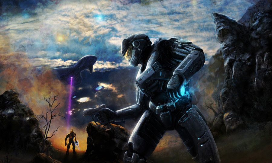 Pin By Sam On Favourites Halo Reach Halo Halo 4