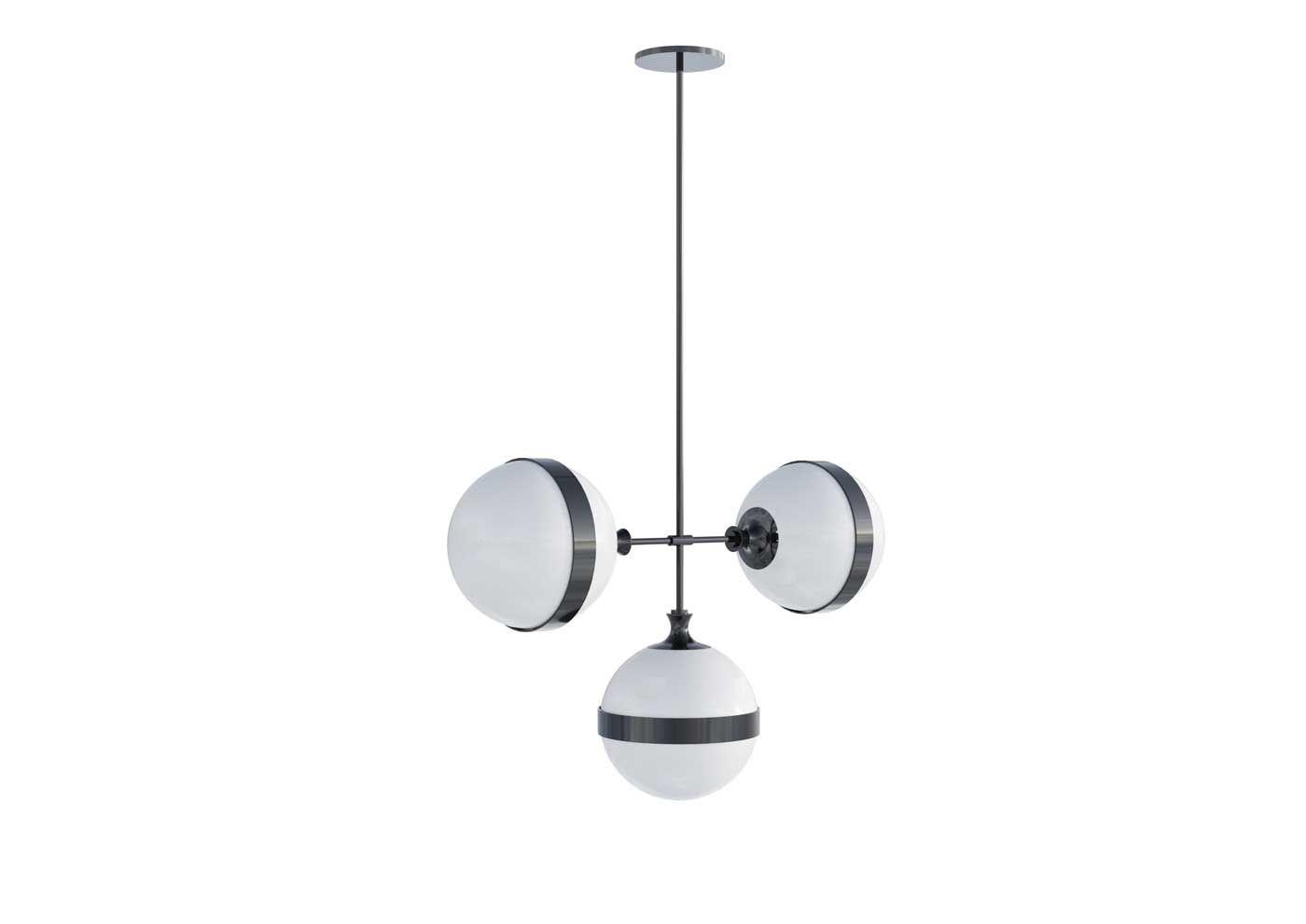 Peggy Futura Lamp Gessato Lamp Modern Hanging Lights Vistosi