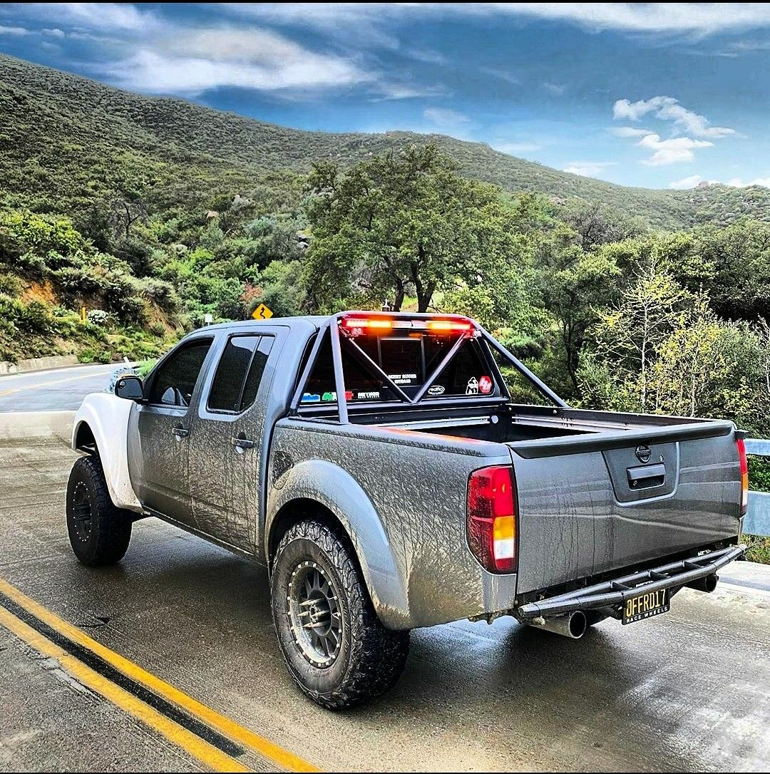 nissan frontier prerunner style chase