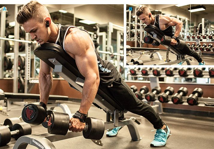 Abel Albonetti S Ultimate Back Workout Bodybuilding Com Gym Back Workout Back Workout Bench Workout