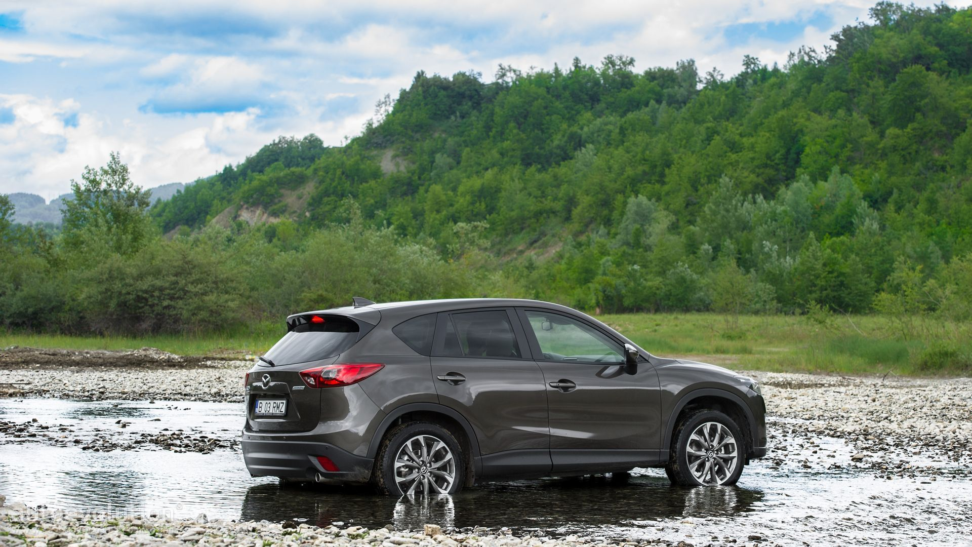 S Mazda Cx 5 Mozhe Da Prekosite Vsyakakvi Tereni Mazda Mazda