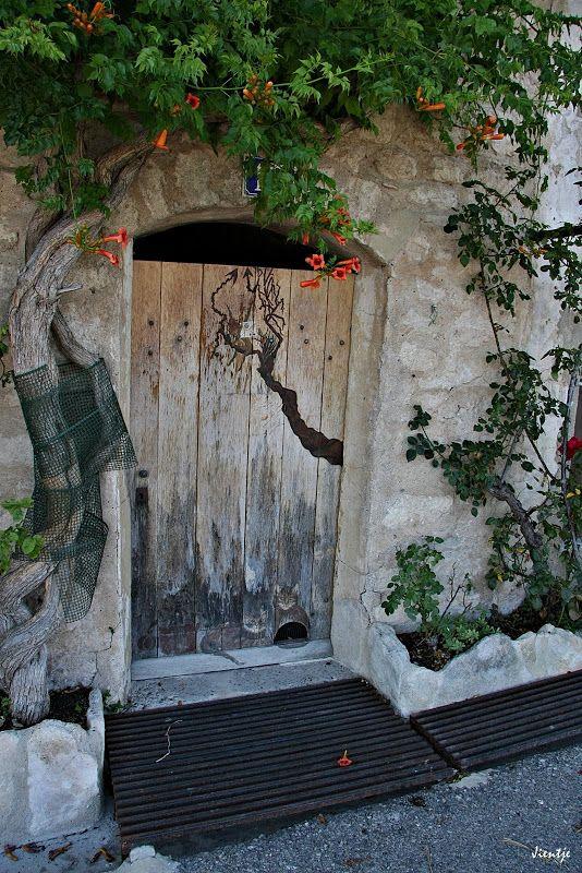 find the kitties on the door....