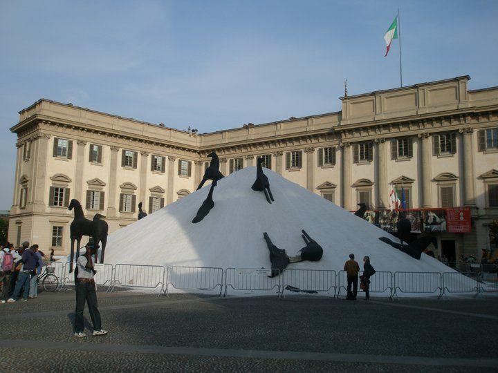 Milano. Arte all'aperto