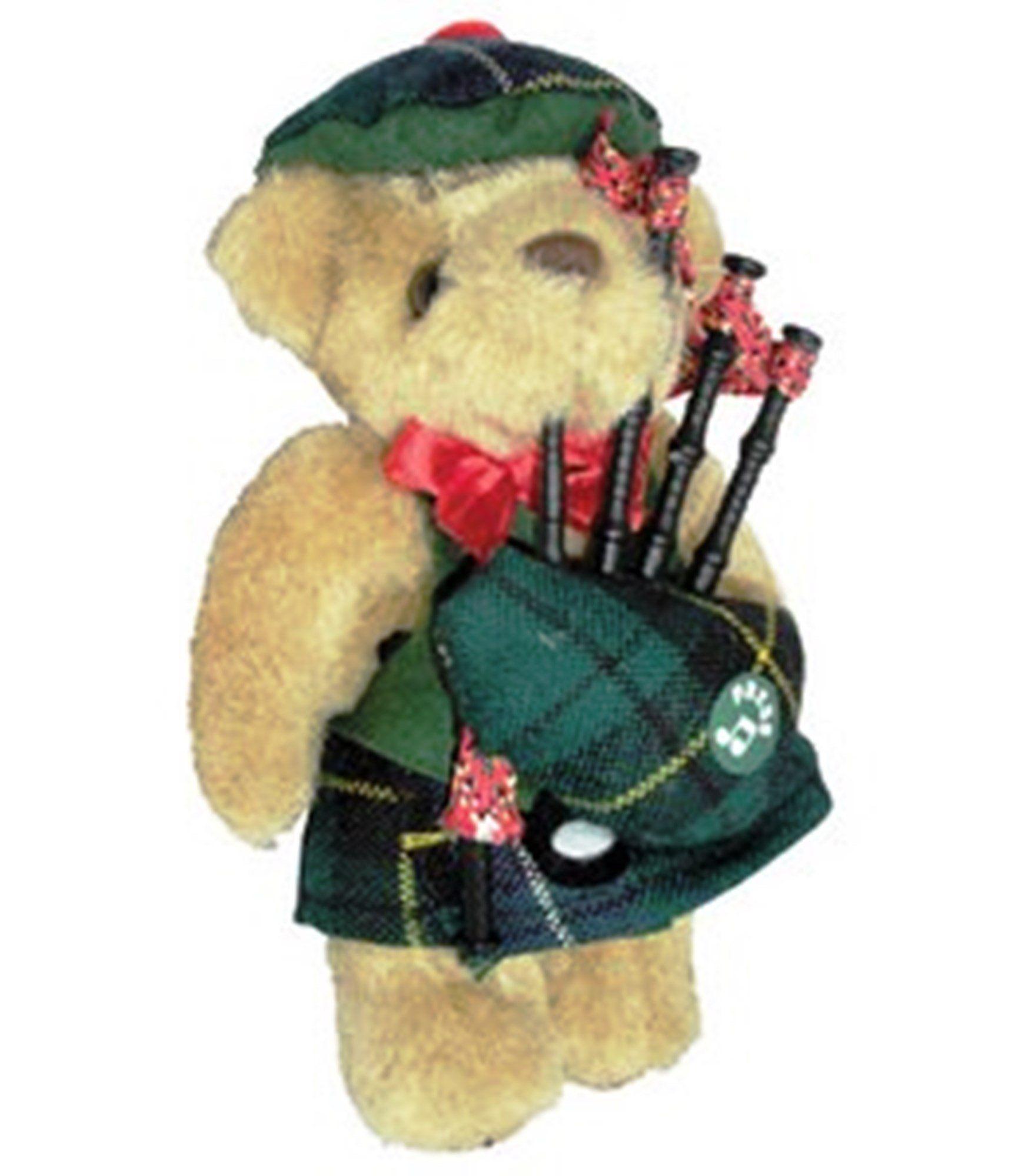 Henderson Modern Clan Tartan Musical Teddy Bear Souvenir Of Scotland Amazon Co Uk Toys Games Musical Teddy Bears Teddy Bear Teddy