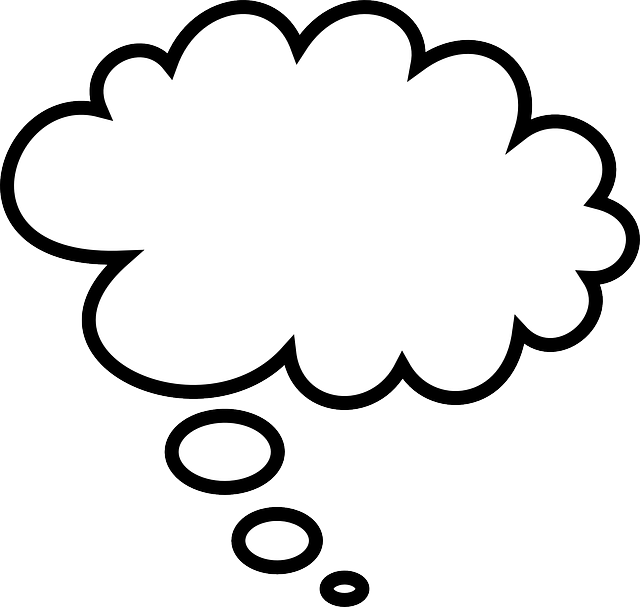 Free Image On Pixabay Cloud White Thinking Symbol Thought Cloud Cloud Illustration Balloons Text