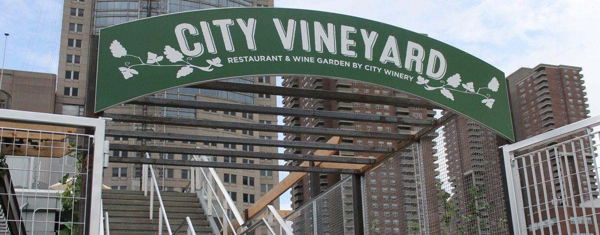 City Winery New York City At Pier 26 City Winery City Nyc Restaurants