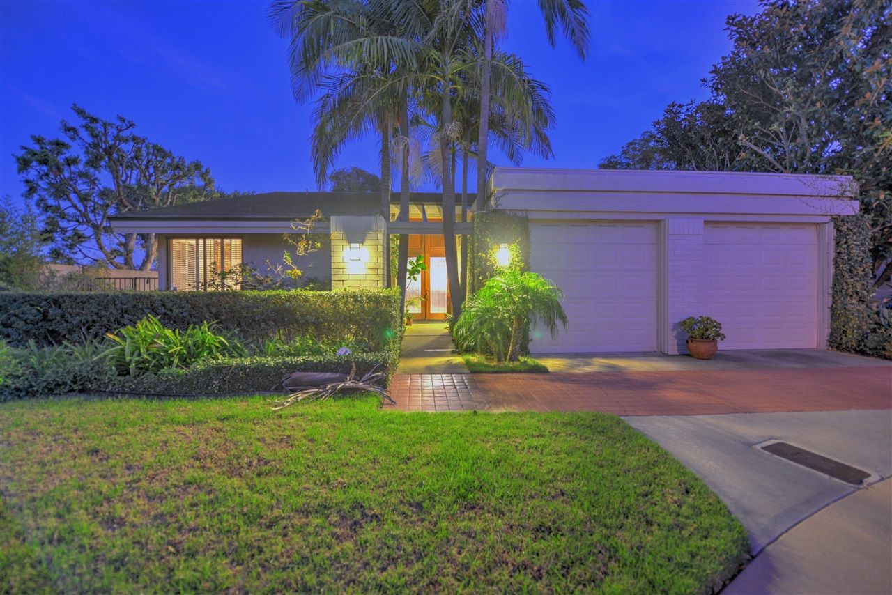 Staged to Sell this gorgeous home in the heart of La Jolla.
