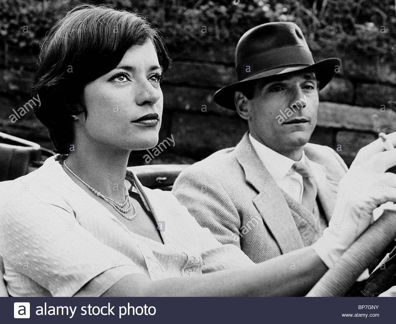 Download This Stock Image Diana Quick Jeremy Irons Brideshead