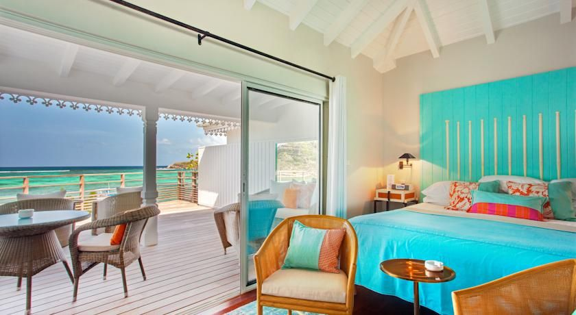 Villas Cottages Suites At Hotel Guanahani Spa St Barts Leading