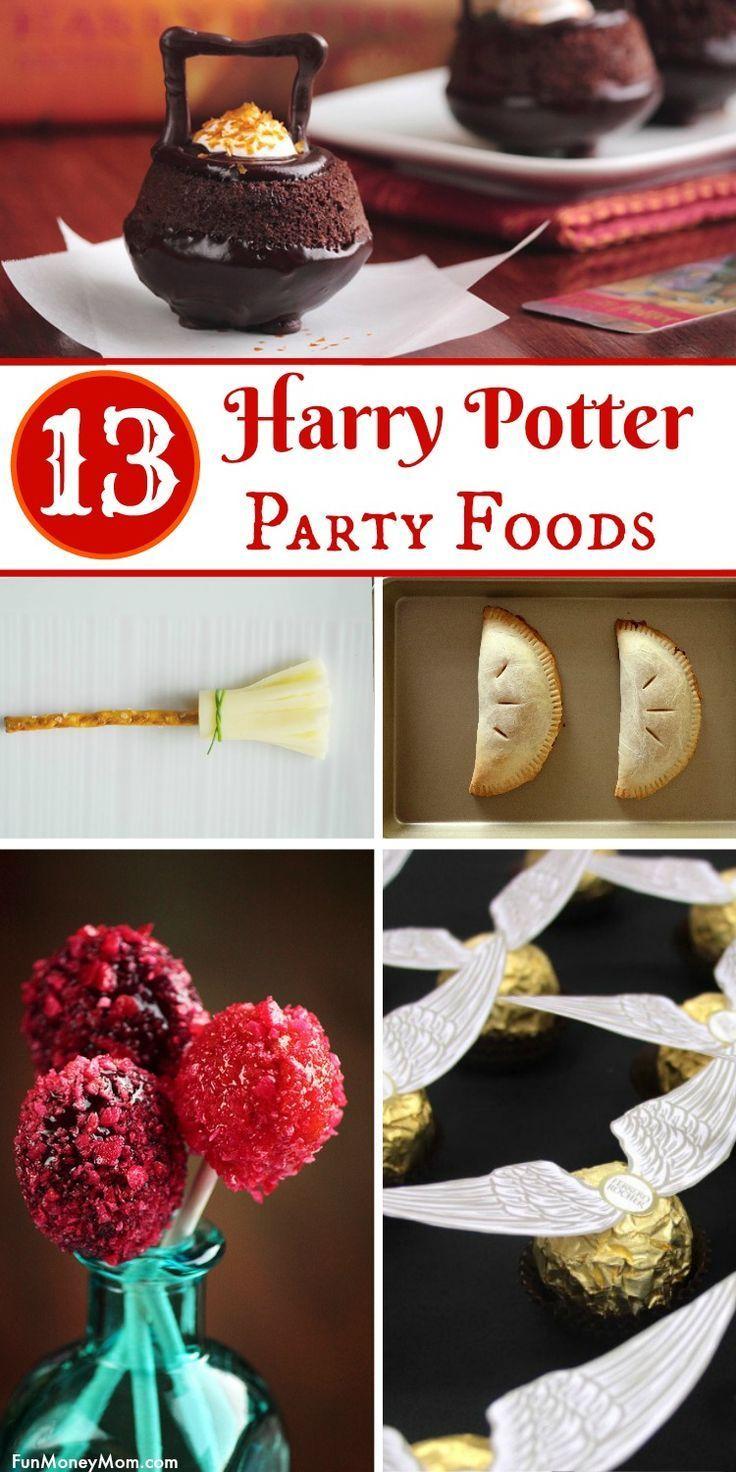 41 Magical Harry Potter Recipes   Fun Money Mom
