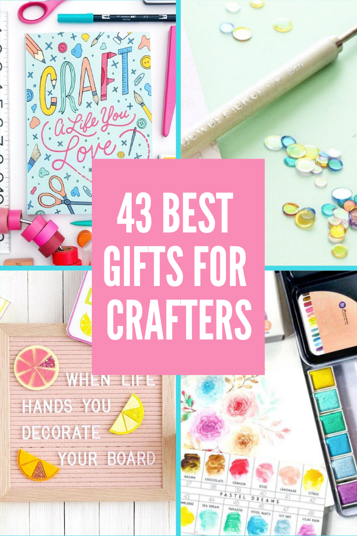 43 Of The Best Gifts For Scrapbookers Crafters And Card Makers Shelley Beans Card Maker Handmade Card Making Cute Envelopes