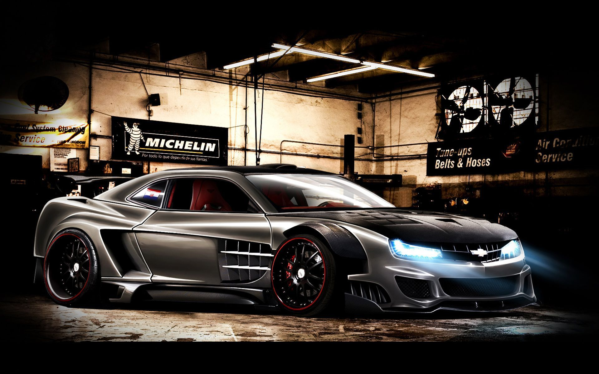 Awesome HD 1080p Car Wallpaper Racing Pictures