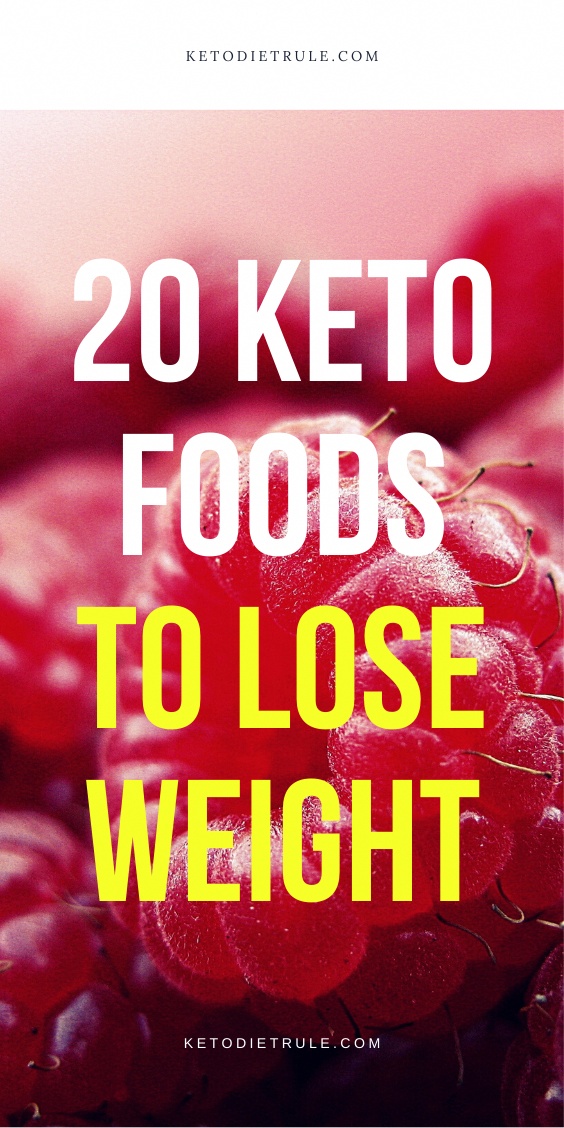20 best keto foods to get into ketosis and lose weight. Keto grocery list with a list of all the foo...