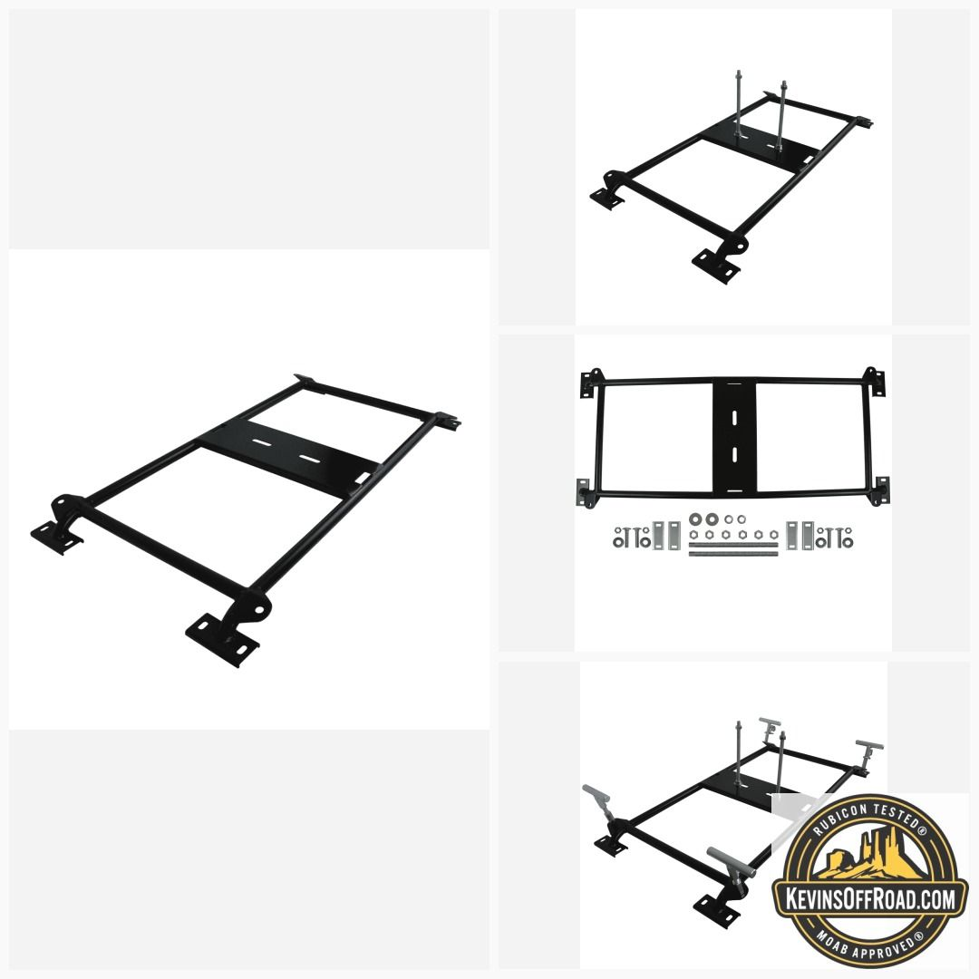 Jeep Grand Cherokee Zj Roof Mounted Tire Carrier