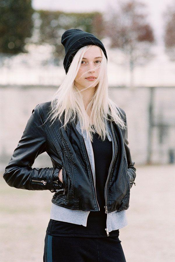 Vanessa Jackman: Paris Street Style....Elise