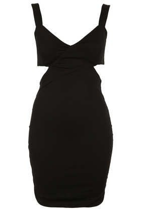 **Electric Cut Out Dress by Goldie - Dresses  - Clothing