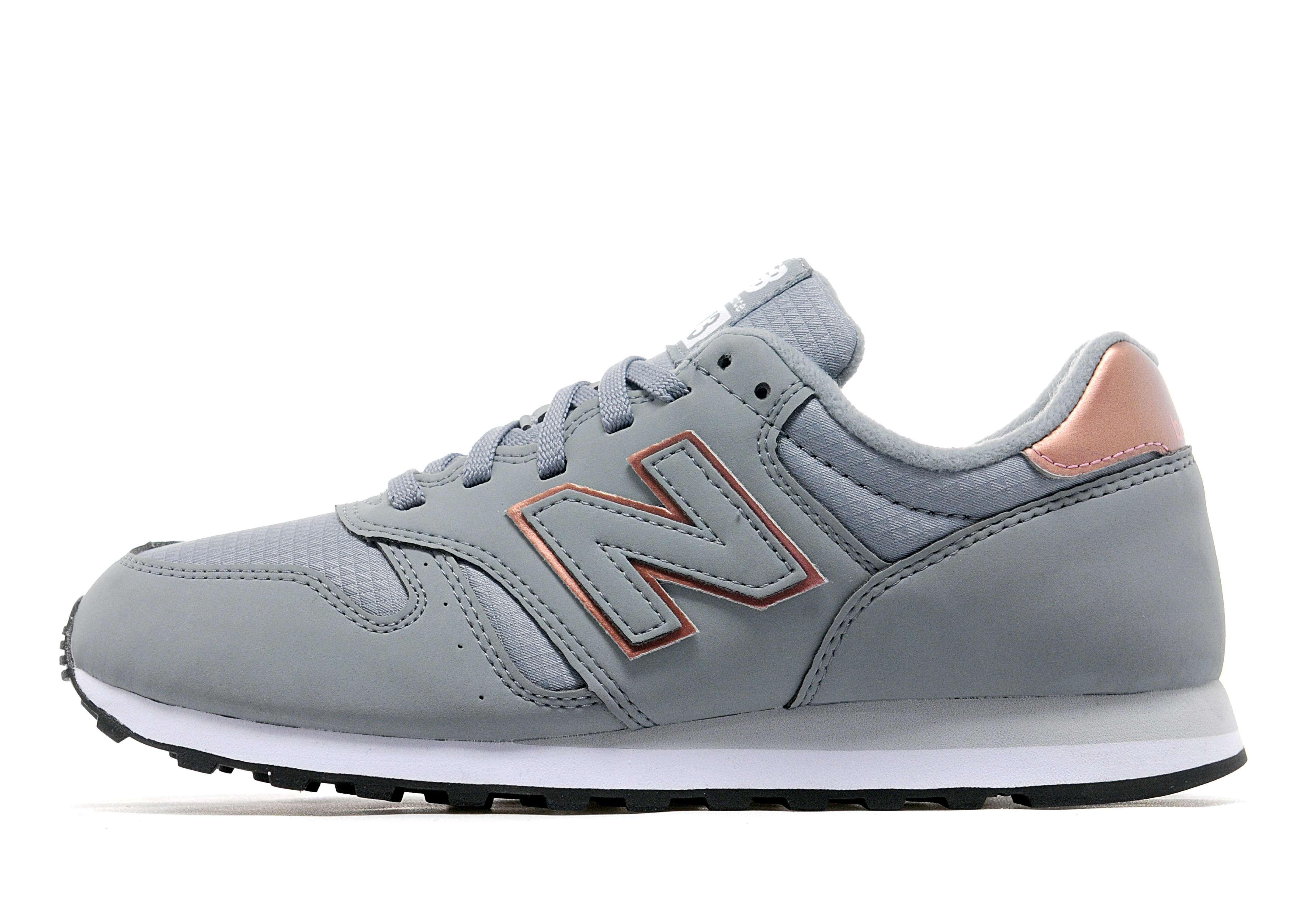 new balance 373 grigio